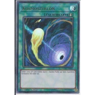 Yu-Gi-Oh! - DUDE-DE043 - Kosmoszyklon - 1.Auflage - DE - Ultra Rare