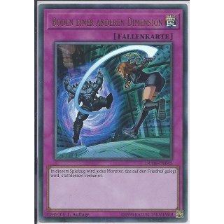 Yu-Gi-Oh! - DUDE-DE045 - Boden einer anderen Dimension - 1.Auflage - DE - Ultra Rare