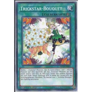 Yu-Gi-Oh! - MP19-DE035 - Trickstar-Bouquet - 1.Auflage - DE - Common