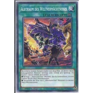 Yu-Gi-Oh! - MP19-DE039 - Albtraum des Weltvermächtnisses - 1.Auflage - DE - Common