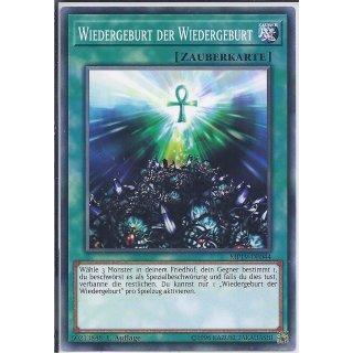 Yu-Gi-Oh! - MP19-DE044 - Wiedergeburt der Wiedergeburt - 1.Auflage - DE - Common