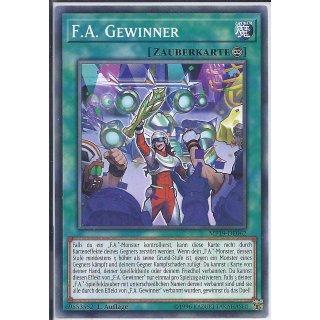 Yu-Gi-Oh! - MP19-DE062 - F.A. Gewinner - 1.Auflage - DE - Common
