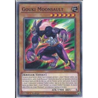 Yu-Gi-Oh! - MP19-DE074 - Gouki Moonsault - 1.Auflage - DE - Common