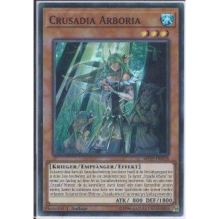Yu-Gi-Oh! - MP19-DE078 - Crusadia Arboria - 1.Auflage - DE - Super Rare