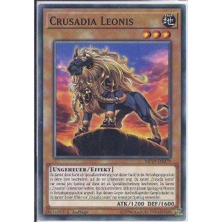Yu-Gi-Oh! - MP19-DE079 - Crusadia Leonis - 1.Auflage - DE - Common