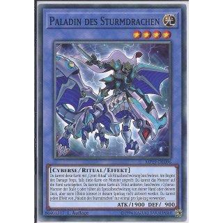 Yu-Gi-Oh! - MP19-DE096 - Paladin des Sturmdrachen - 1.Auflage - DE - Common