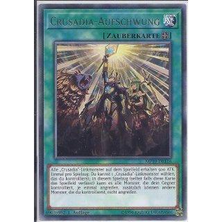 Yu-Gi-Oh! - MP19-DE116 - Crusadia-Aufschwung - 1.Auflage - DE - Rare