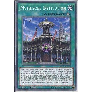 Yu-Gi-Oh! - MP19-DE120 - Mythische Institution - 1.Auflage - DE - Common
