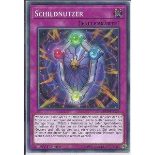 Yu-Gi-Oh! - MP19-DE125 - Schildnutzer - 1.Auflage - DE - Common