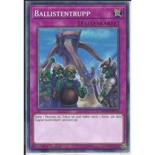 Yu-Gi-Oh! - MP19-DE132 - Ballistentrupp - 1.Auflage - DE - Common