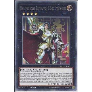 Yu-Gi-Oh! - MP19-DE142 - Heiliger edler Ritter von König Custennin - 1.Auflage - DE - Rare