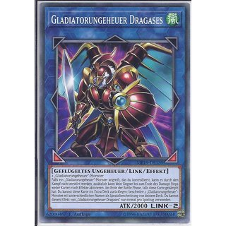 Yu-Gi-Oh! - MP19-DE150 - Gladiatorungeheuer Dragases - 1.Auflage - DE - Common