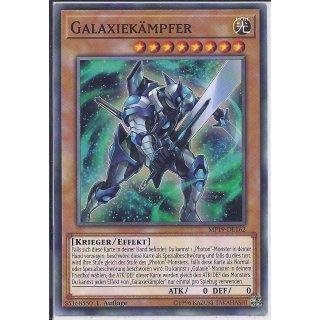Yu-Gi-Oh! - MP19-DE162 - Galaxiekämpfer - 1.Auflage - DE - Common