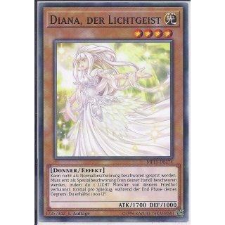 Yu-Gi-Oh! - MP19-DE174 - Diana, der Lichtgeist - 1.Auflage - DE - Common
