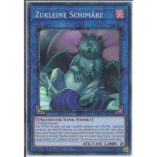 Yu-Gi-Oh! - MP19-DE270 - Zukleine Schimäre - 1.Auflage - DE - Super Rare