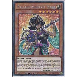 Yu-Gi-Oh! - TN19-DE004 - Palladiumorakel Mana - DE - Prismatic Secret Rare