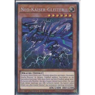 Yu-Gi-Oh! - TN19-DE006 - Neo-Kaiser-Gleiter - DE - Prismatic Secret Rare