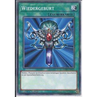 Yu-Gi-Oh! - LEHD-DEA23 - Wiedergeburt - 1.Auflage - DE - Common