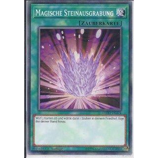 Yu-Gi-Oh! - LEHD-DEA24 - Magische Steinausgrabung - 1.Auflage - DE - Common