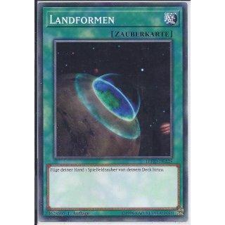 Yu-Gi-Oh! - LEHD-DEA25 - Landformen - 1.Auflage - DE - Common