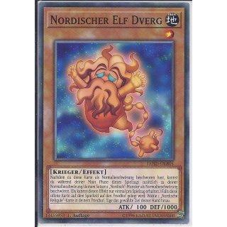 Yu-Gi-Oh! - LEHD-DEB05 - Nordischer Elf Dverg - 1.Auflage - DE - Common