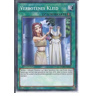 Yu-Gi-Oh! - LEHD-DEB18 - Verbotenes Kleid - 1.Auflage - DE - Common