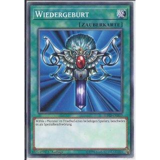 Yu-Gi-Oh! - LEHD-DEB19 - Wiedergeburt - 1.Auflage - DE - Common