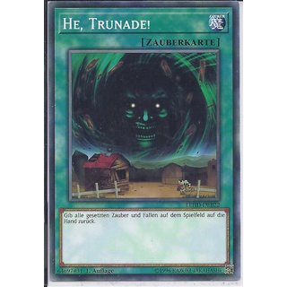 Yu-Gi-Oh! - LEHD-DEB22 - He, Trunade! - 1.Auflage - DE - Common