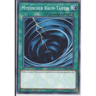 Yu-Gi-Oh! - LEHD-DEB23 - Mystischer Raum-Taifun - 1.Auflage - DE - Common