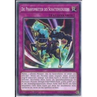 Yu-Gi-Oh! - LEHD-DEC24 - Die Phantomritter des Schattenschleiers - 1.Auflage - DE - Common