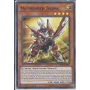 Yu-Gi-Oh! - MYFI-DE001 - Mathemech Sigma - 1.Auflage - DE...
