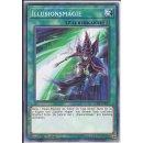 Yu-Gi-Oh! - LED6-DE010 - Illusionsmagie - 1.Auflage - DE...