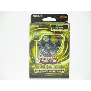 Yu-Gi-Oh! The New Challengers Super Edition SE Deutsch NEU / OVP