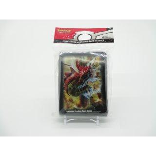 65x Pokemon Shiny Mega Gyarados Card Sleeves Karten Hüllen Neu/OVP