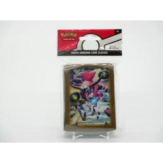 65x Pokemon Hoopa Unbound Card Sleeves / Hüllen Karten Hüllen Neu/OVP