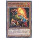 Yu-Gi-Oh! - SBTK-DE023 - Jurassier-Spinos - 1.Auflage -...