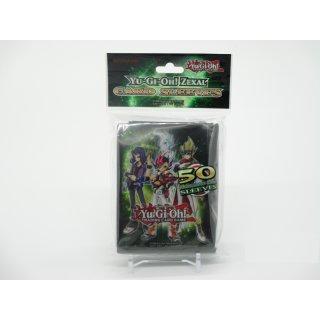 50x Yu-Gi-Oh! / Yugioh Zexal Card Sleeves / Karten Hüllen Neu/OVP
