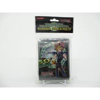 50x Yu-Gi-Oh! Yugi Muto and the Seal of Orichalcos Card Sleeves / Karten Hüllen Neu/OVP