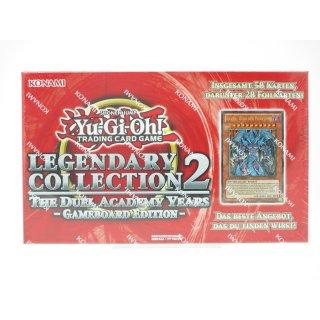 Yu-Gi-Oh! Legendary Collection 2 Gameboard Edition Deutsch NEU & OVP