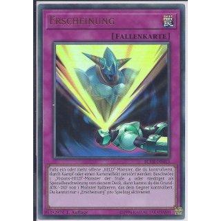Yu-Gi-Oh! - BLHR-DE013 - Erscheinung - Deutsch - 1.Auflage - Ultra Rare