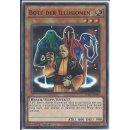 Yu-Gi-Oh! - FUEN-DE038 - Bote der Illusionen - 1.Auflage...