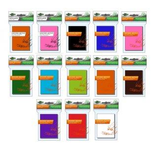 50x Blackfire Double Matte Sleeves / Kartenhüllen 66mmx91mm diverse Farben Pokemon