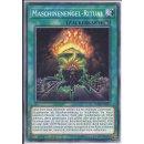 Yu-Gi-Oh! - LED4-DE021 - Maschinenengel Ritual -...