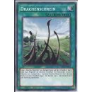 Yu-Gi-Oh! - LED3-DE010 - Drachenschrein - 1.Auflage - DE...