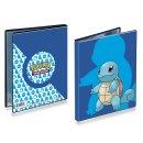 Pokemon Sammelalbum 4 Pocket Portfolio Schiggy  für...