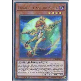 Yu-Gi-Oh! - BLHR-DE068 - Lunalicht Kaleidoküken - Deutsch - 1.Auflage - Ultra Rare
