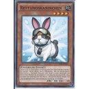Yu-Gi-Oh! - SR04-DE020 - Rettungskaninchen - Unlimitiert...