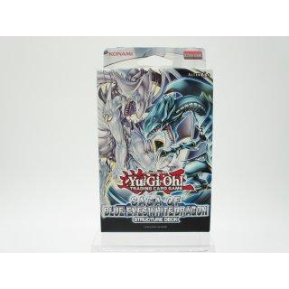 Yu-Gi-Oh! Structure Deck Saga of Blue Eyes White Dragon Deutsch NEU / OVP