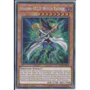 Yu-Gi-Oh! - BLLR-DE026 - Visions HELD Witch Raider -...