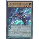 Yu-Gi-Oh! - PEVO-DE013 - Drachenpuls Magier - 1.Auflage -...